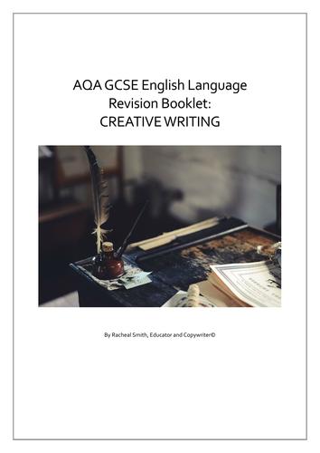 GCSE English Language Creative Writing Workbook