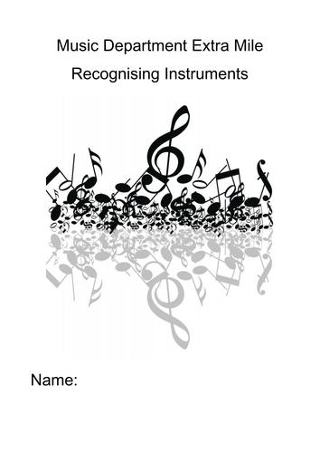 Extra Mile Instrument Challenge