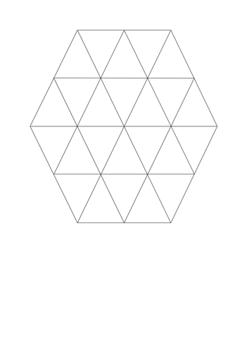 Tarsia Puzzle template by ncrumpton - Teaching Resources - Tes