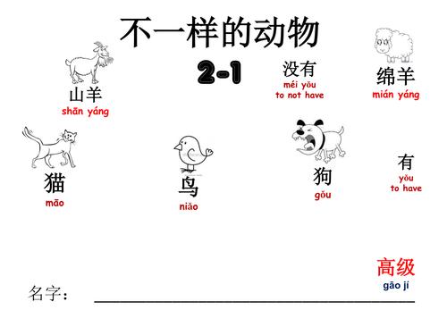 Primary Mandarin resources: numbers