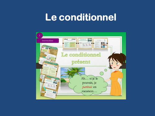 French: General lesson on the conditional