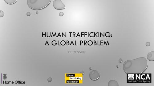 Human Trafficking: an introduction