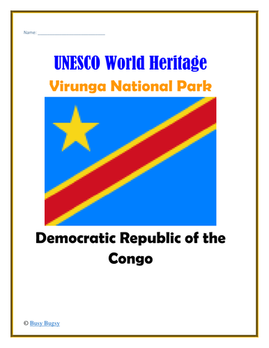 Africa democratic republic of the congo virunga national park africa democratic republic of the congo virunga national park research guide by busybugsy teaching resources tes publicscrutiny Image collections