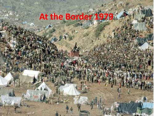 At the Border-1979