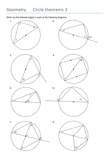 5 Kingdoms Worksheet Word Circle Theorem Angles In A Semicircle By Sjcooper  Teaching  Volume Conversion Worksheet with Minute Multiplication Worksheets Circle Theorem Angles In A Semicircle By Sjcooper  Teaching Resources   Tes Genres Worksheets Pdf