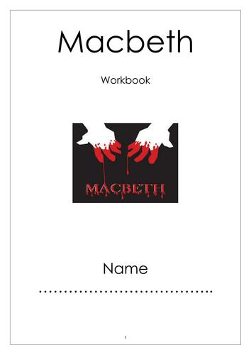 Macbeth Workbook