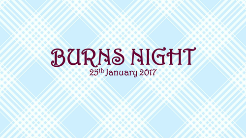 Burns Night Assembly with Teacher Notes and Quiz
