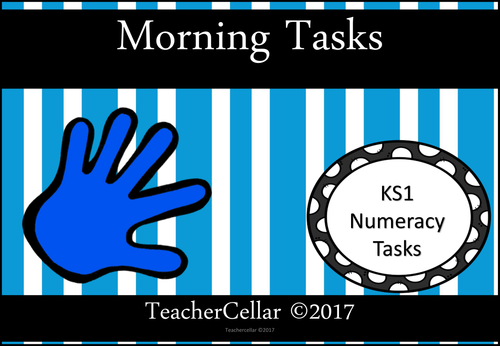 Morning Numeracy Tasks by teachercellar - Teaching Resources - Tes