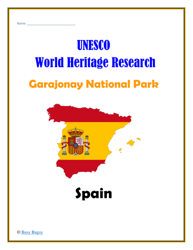 Spain garajonay national park research guide by busybugsy spain garajonay national park research guide by busybugsy teaching resources tes publicscrutiny Image collections
