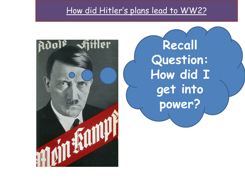 IGCSE Collapse of Peace/ Road to WW2