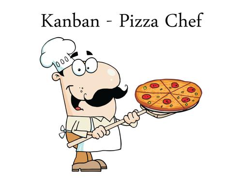 Kanban & Kaizen - Pizza Chef Lesson