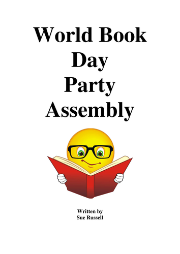 World Book Day Party Assembly