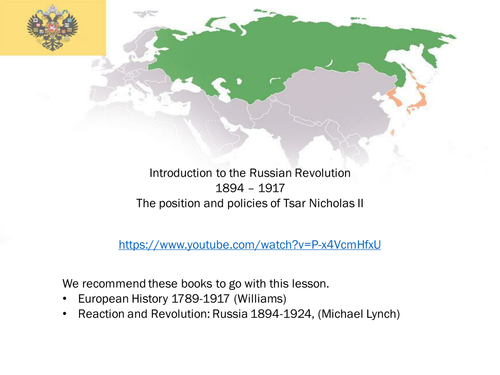 Introduction to the Russian Revolution