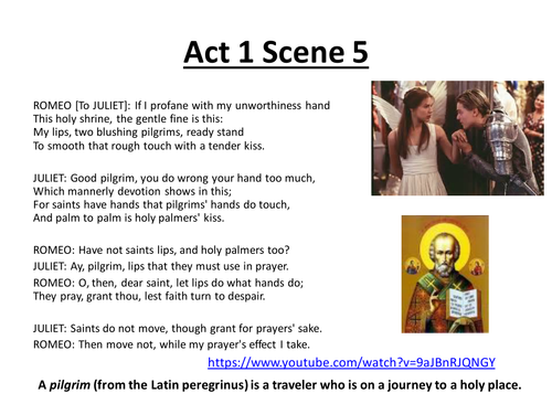 Romeo and Juliet  Act   Scene     How would you choose to direct     YouTube