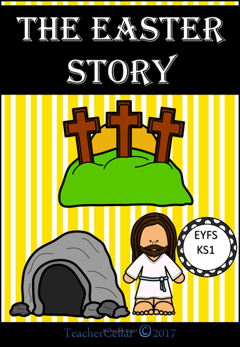 The Easter Story Workbook