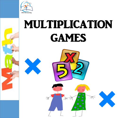 Multiplication Games | Math Games for Multiplication Facts Fluency