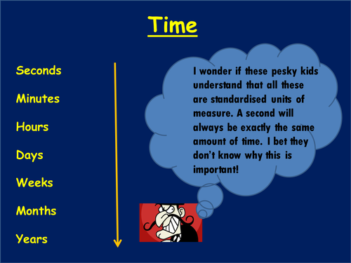 Time PowerPoint Year 3 and Lower KS2