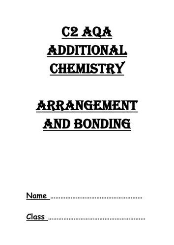 AQA C2 question workbook