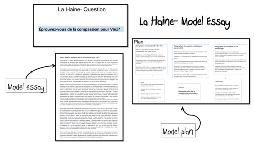 An Essay About Health La Haine Model Essays  As And A French Lot By Laprofdefrancais   Teaching Resources  Tes Hiv Essay Paper also Essay Paper Topics La Haine Model Essays  As And A French Lot By Laprofdefrancais  Apa Format Essay Paper