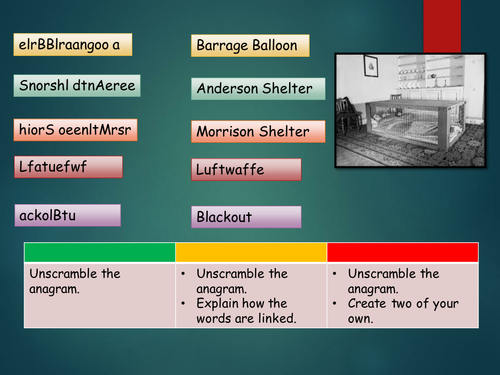 Evacuation WWII