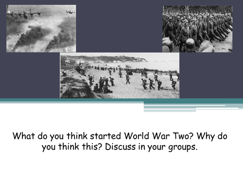Why WWII started - hyperinflation and the Hitler youth