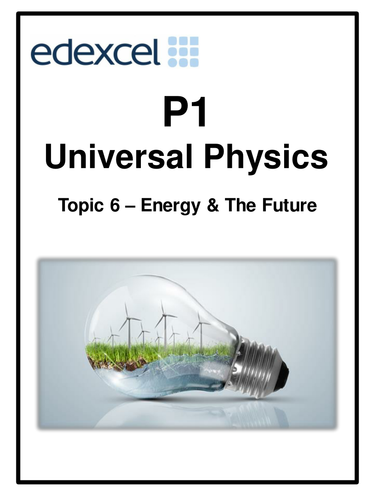 Edexcel P1 topic 6 work booklet