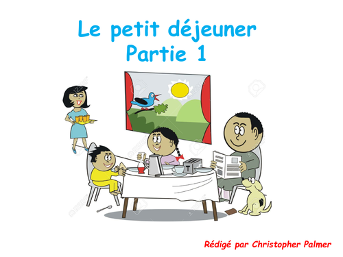 Primary French: Breakfast (Part 1)