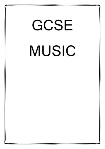 Introduction to Eduqas GCSE Music