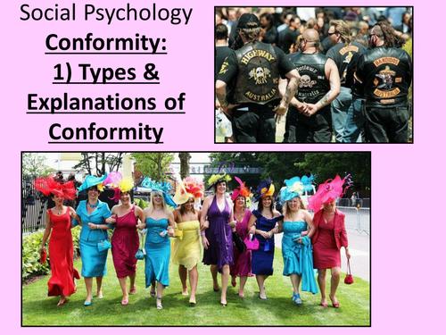 social psychology and conformity essay