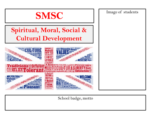smsc british values example school policy booklet social moral  smsc british values example school policy booklet social moral spiritual cultural by mikedean teaching resources tes
