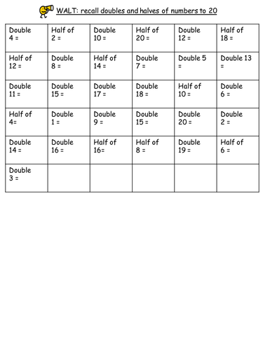 Multiplication and Division KS1 Worksheets, Lesson Plans and ...