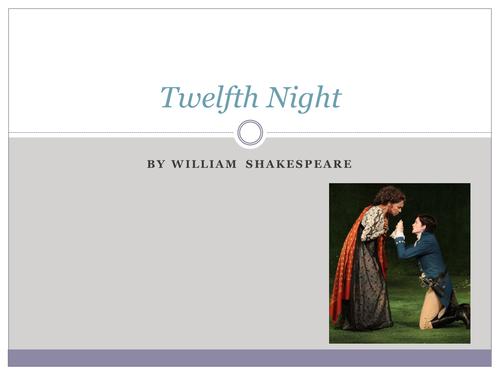 shakespeares twelfth night essay