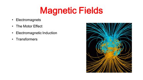 [OLD SPEC 2017] Magnetism GCSE Physics