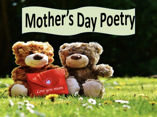Mother's Day Poetry Lesson - Word Association