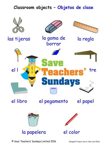 Describe my family in Spanish (lesson + activities) / Mi familia ...