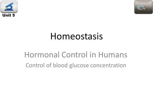 AQA Biology 4.5 - L8 Insulin and Diabetes
