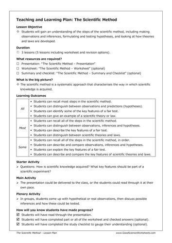 Goodscienceworksheets 39 S Shop Teaching Resources Tes