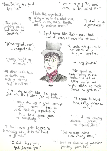 aqa power and conflict poetry example essay by clajac teaching great expectations key quotations posters