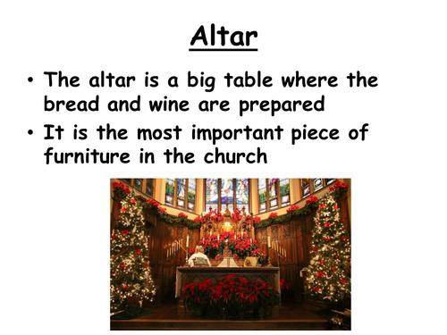 Christianity - The Church