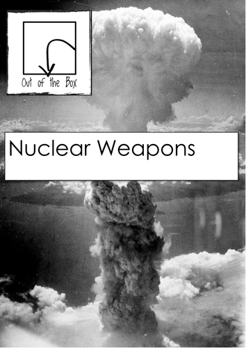 Science. Nuclear weapons. Facts and Workseet