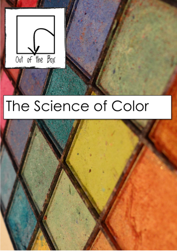 Science and Art. The Science of Color