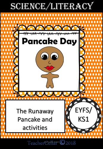 The Runaway Pancake and Pancake Day