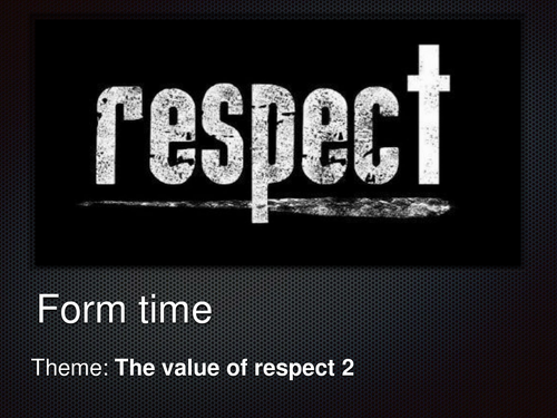 Form assembly Respect 2