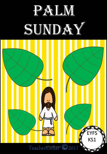 Palm Sunday KS1