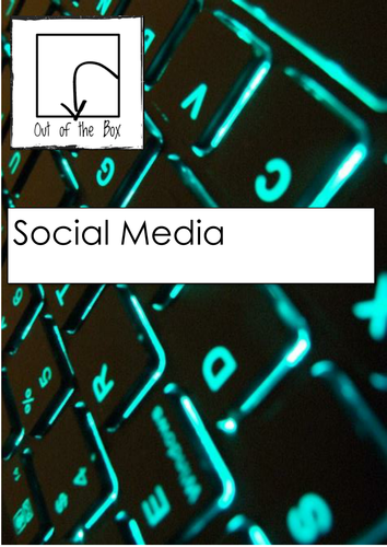 Social Media. Facts and Worksheet