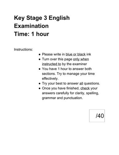 writing essay on stress descriptive exam