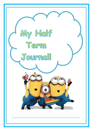 Half Term Journal