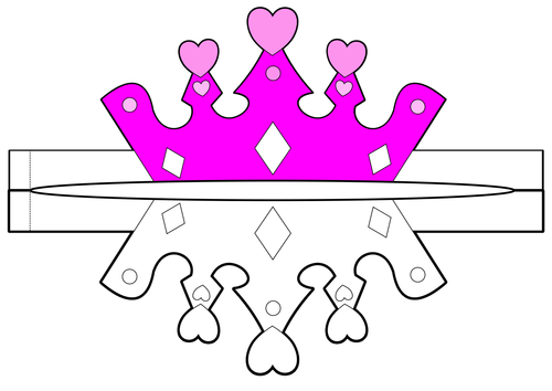 Pirates and Princess Hats Primary Resource