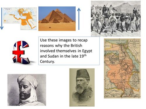*Full Lesson* Gordon, Kitchener and Sudan (Edexcel A-Level History)