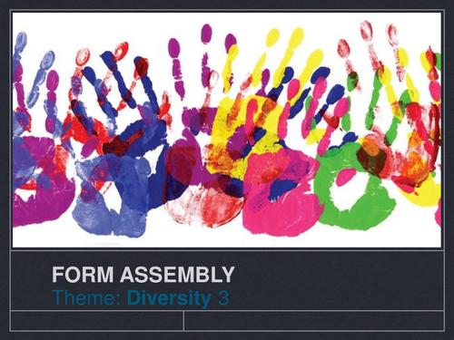 Form assembly Diversity 3